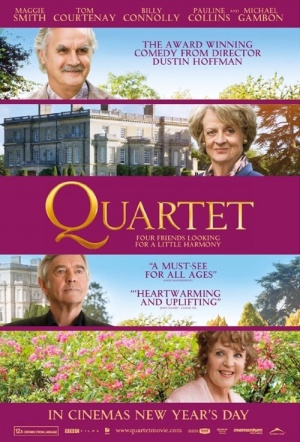 Quartet Film Poster
