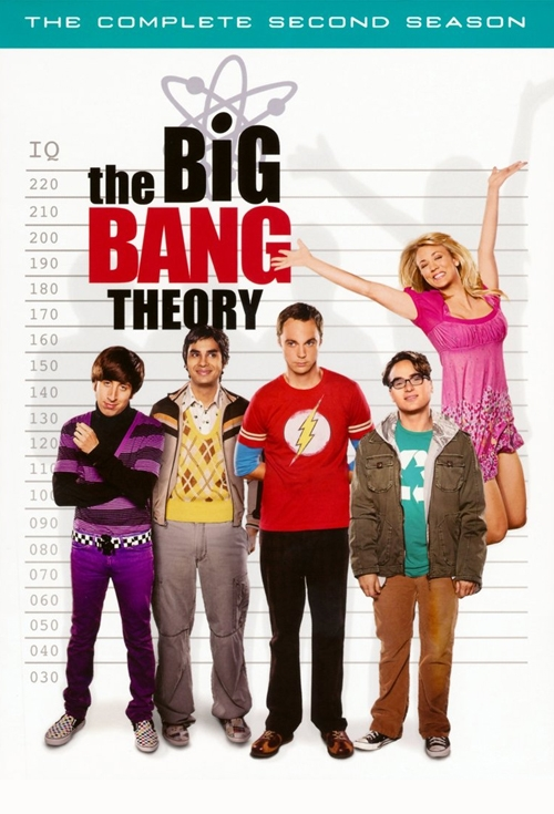 Big Bang Theory: Season 2