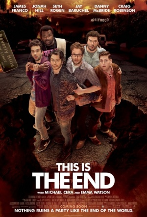 This Is the End Film Poster