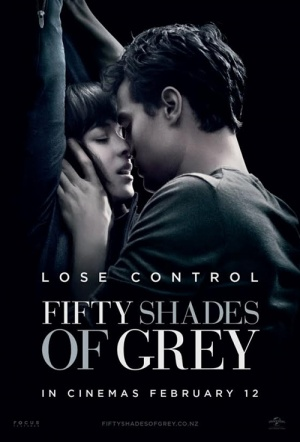 Fifty Shades of Grey Film Poster