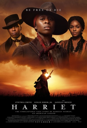 Harriet Film Poster