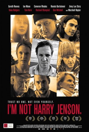 I'm Not Harry Jenson Film Poster