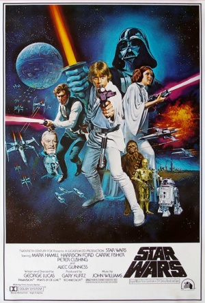 Star Wars: Episode IV - A New Hope Film Poster