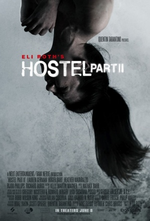 Hostel: Part II Film Poster