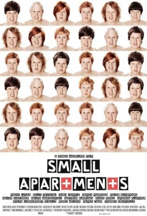 Small Apartments Film Poster