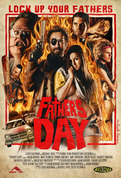 Father's Day Film Poster