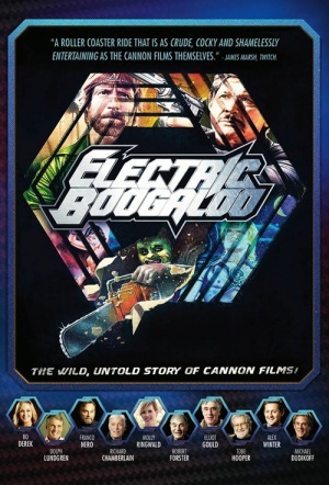 Electric Boogaloo: The Wild, Untold Story of Cannon Films Film Poster