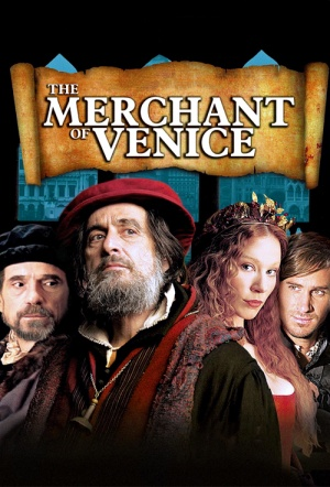 The Merchant Of Venice Film Poster