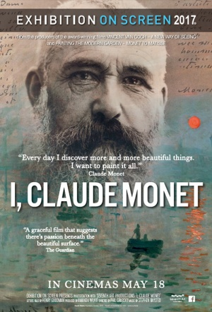 Exhibition on Screen: I, Claude Monet Film Poster