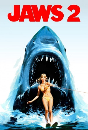 Jaws 2 Film Poster