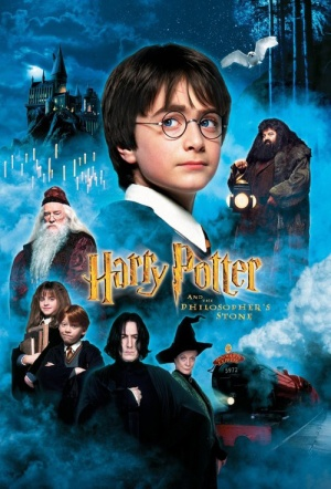 Harry Potter Marathon Film Poster