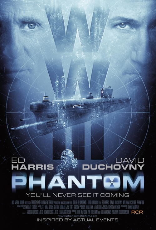 Phantom (2013) Film Poster