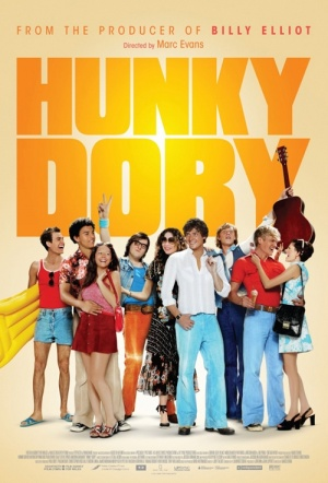 Hunky Dory Film Poster