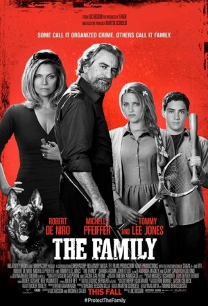 The Family (Malavita) Film Poster