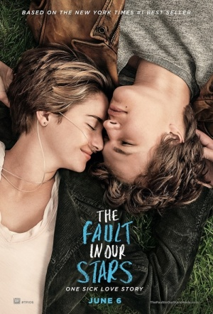 The Fault in Our Stars Film Poster