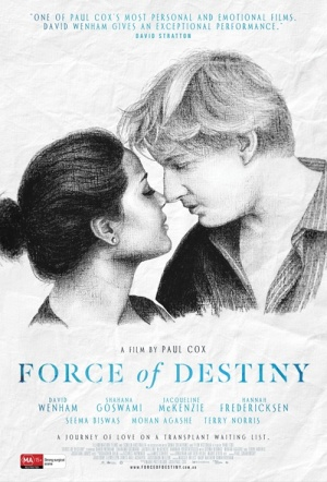 Force of Destiny Film Poster