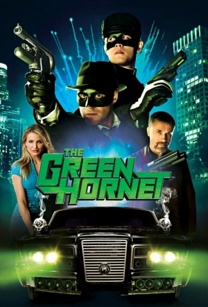 The Green Hornet 3D Film Poster