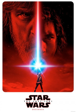 Star Wars 3D: Double Bill - Episodes VII & VIII Film Poster