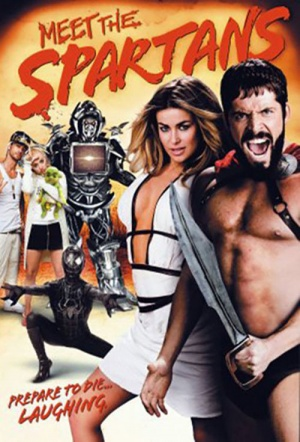 Meet the Spartans Film Poster
