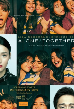 Alone/Together Film Poster