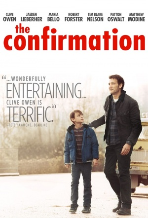 The Confirmation Film Poster