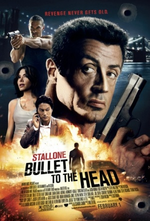 Bullet to the Head Film Poster