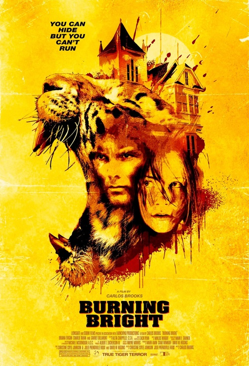 Burning Bright Film Poster