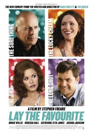 Lay the Favourite Film Poster
