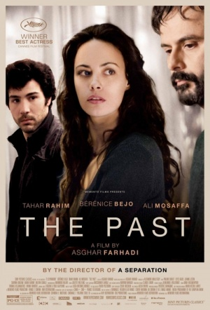 The Past Film Poster