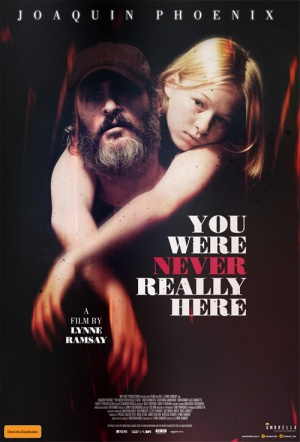 You Were Never Really Here Film Poster