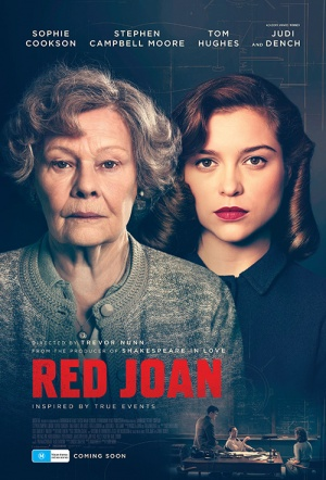 Red Joan Film Poster