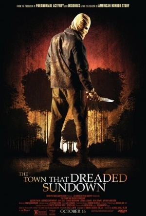 The Town that Dreaded Sundown (2014) Film Poster