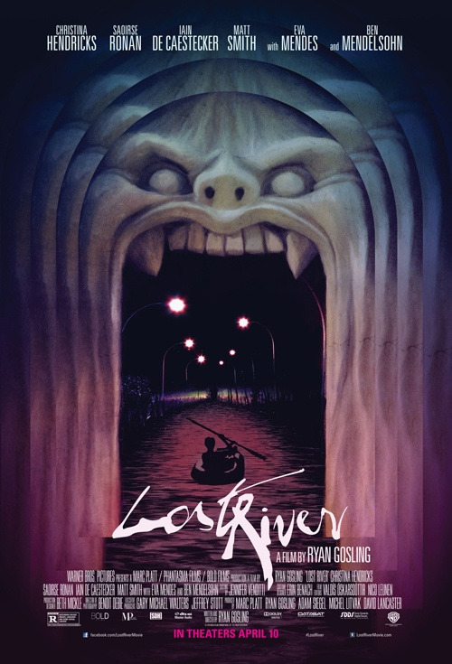Lost River Film Poster