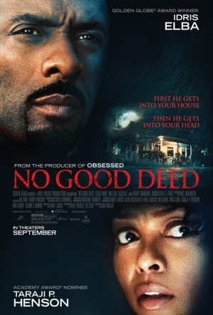 No Good Deed Film Poster