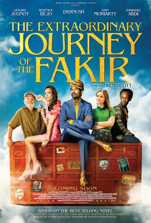The Extraordinary Journey of the Fakir Film Poster