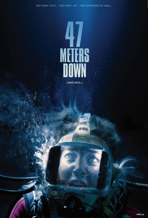 47 Metres Down: Uncaged Film Poster