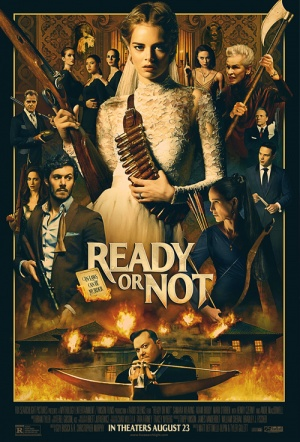 Ready or Not (2019) Film Poster