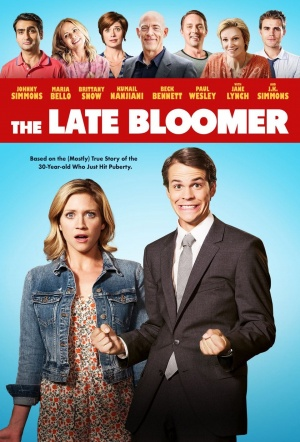 The Late Bloomer Film Poster