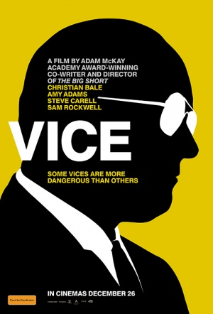 Vice (2018) Film Poster