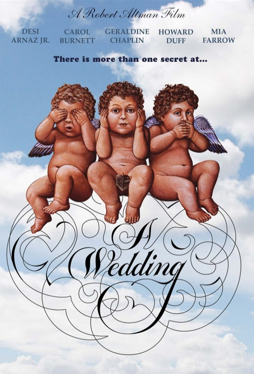 A Wedding Film Poster