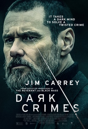 Dark Crimes Film Poster