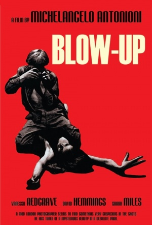 Blow-Up Film Poster