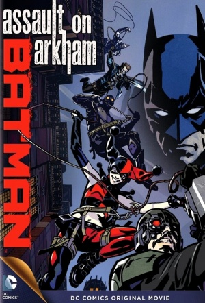 Batman: Assault on Arkham Film Poster
