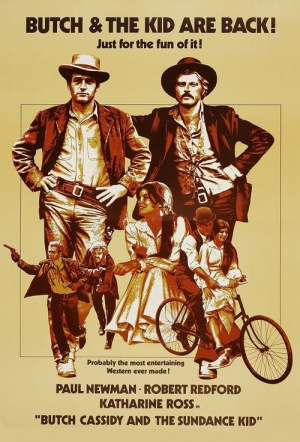Butch Cassidy and the Sundance Kid Film Poster