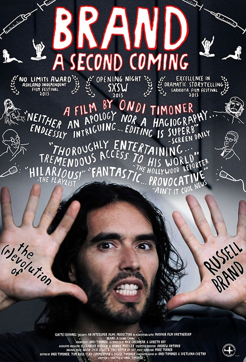 Brand: A Second Coming Film Poster