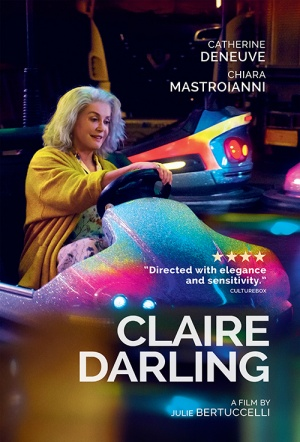 Claire Darling Film Poster