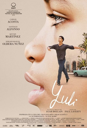 Yuli: The Carlos Acosta Story Film Poster