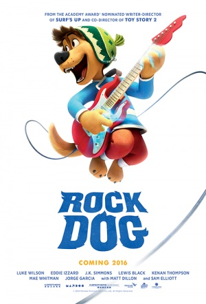 Rock Dog Film Poster