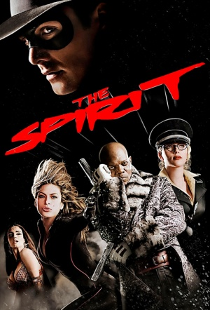 The Spirit Film Poster