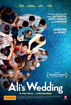 Ali's Wedding Film Poster